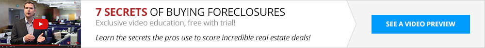seven secrets of buying foreclosure videos opens in new window